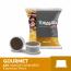 100 Capsule MISCELA GOURMET Toraldo Sistema Lavazza Espresso Point