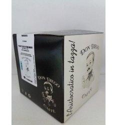 25 Capsule DON DIEGO Caffe D'orzo Sistema Lavazza A Modo Mio