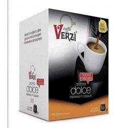 100 Capsule Verzì Compatibili Sistema Nespresso Miscela Dolce