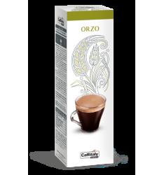 10 capsule ecaffè ORZO sistema caffitaly system