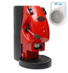 Macchina FROG ROSSA per cialde filtrocarta 44mm ESE + 40 Cialde Don Diego omaggio