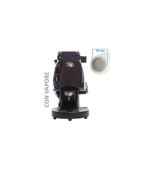 Macchina FROG NERA CON VAPORE per cialde filtrocarta 44mm ESE