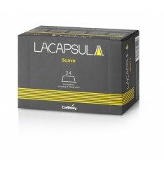 24 Capsule LaCapsula Caffitaly SOAVE Compatibili Lavazza A Modo Mio