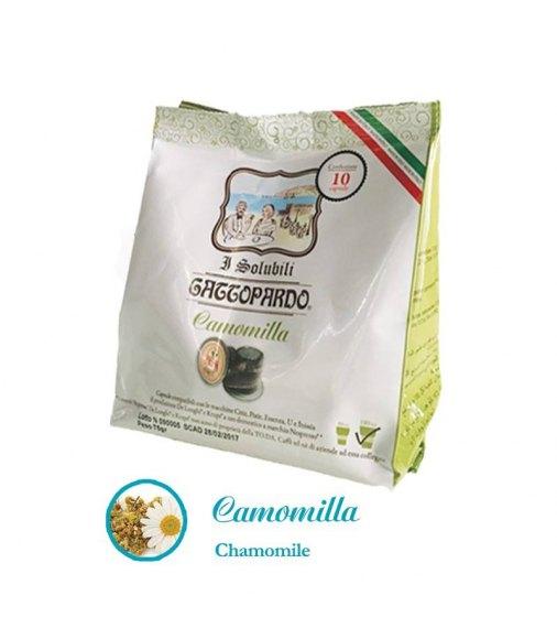 10 Capsule To.Da CAMOMILLA Compatibili Nespresso