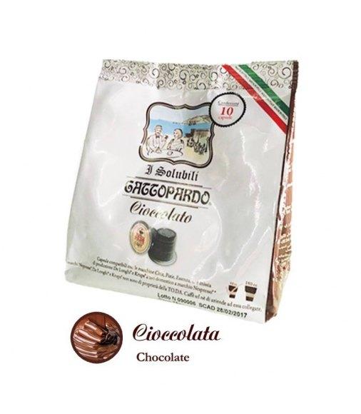 10 Capsule To.Da CIOCCOLATO Compatibili Nespresso