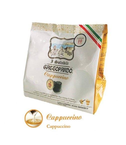 10 Capsule To.Da CAPPUCCINO Compatibili Nespresso