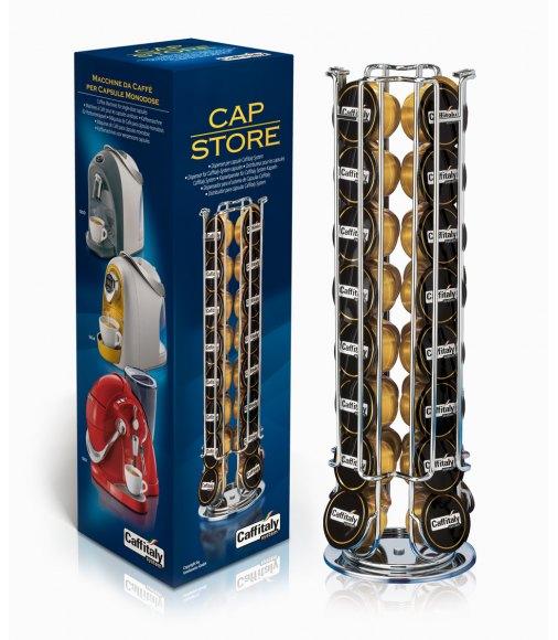 CAPSTORE per 32 Capsule Caffitaly System