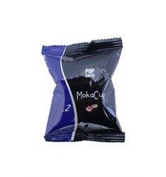 100 capsule POP Caffè per sistema UNO miscela MokaCup 2