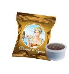100 Capsule MISCELA NOBILE Donna Regina Sistema Lavazza Espresso Point