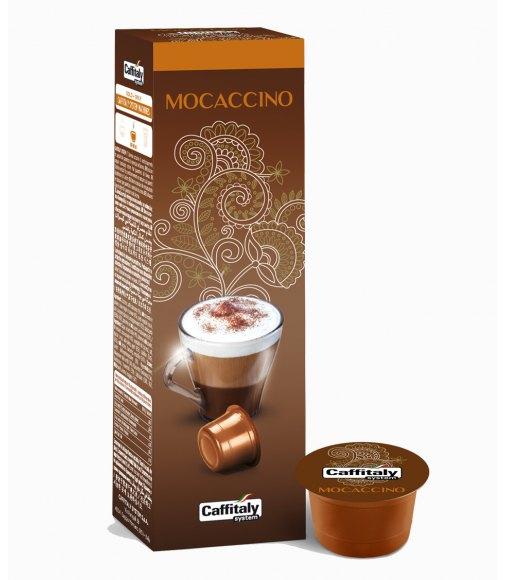 10 Capsule MOCACCINO Sistema Caffitaly System