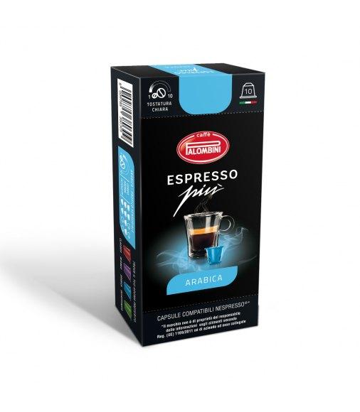 10 Capsule Palombini ARABICA Compatibile Nespresso
