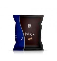 POP CAFFÈ CAPSULE MOKACUP MISCELA 2 CREMOSO COMPATIBILI DOMO CAFFÈ CONF 100 PZ