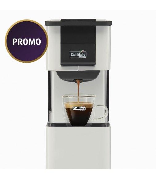 MACCHINA IRIS S27 BIANCA CAFFITALY SYSTEM