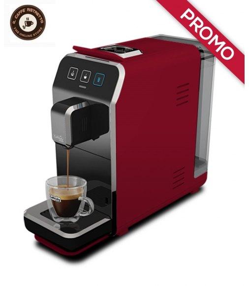 MACCHINA LUNA S32 ROSSA CAFFITALY SYSTEM