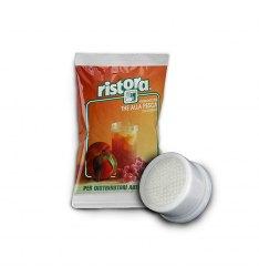 25 Capsule Ristora THE PESCA Compatibili Lavazza Espresso Point