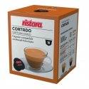 10 Capsule Ristora CORTADO Compatibili Nescafe Dolce Gusto