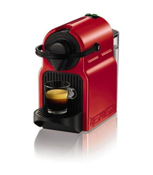 MACCHINA INISSIA ROSSA KRUPS Sistema Nespresso + 40 Capsule Don Diego In omaggio