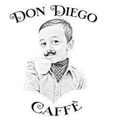 100 Capsule Don Diego Compatibili Nespresso miscela Gusto Forte