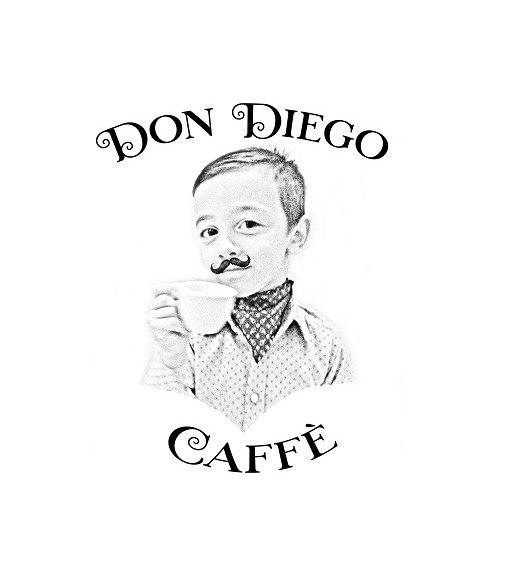 100 Capsule Don Diego Compatibili Nespresso miscela Gusto Decaffeinato