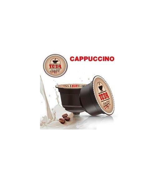 16 Capsule To.Da CAPPUCCINO Compatibili Nescafe Dolce Gusto
