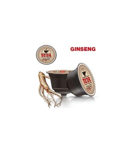 16 Capsule To.Da GINSENG Compatibili Nescafe Dolce Gusto