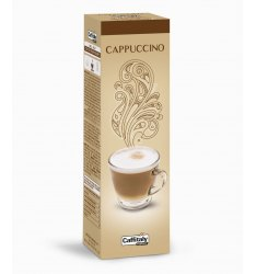 10 Capsule CAPPUCCINO Sistema Caffitaly System