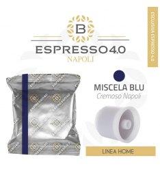 80 Capsule BLU Caffè Barbaro Compatibile Illy Iperespresso