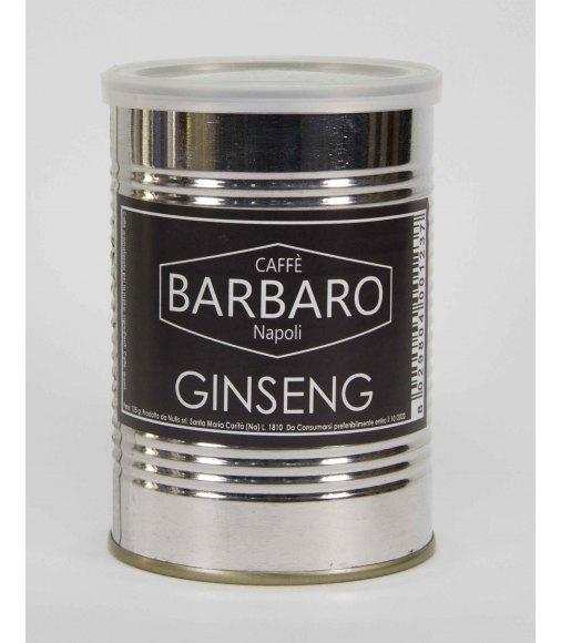 125 gr CAFFE' MACINATO AROMATIZZATO AL GINSENG