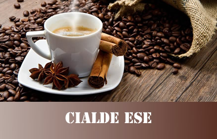 Cialde Caffè Ese
